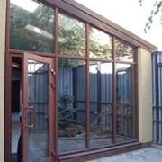 Ремонт, регулировка алюминиевых окон и дверей Краснодар фото