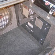Установка сигнализации и аудио систем фото