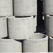 Кольца бетонные ЖБИ для колодца