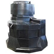 Кессон для скважины Термит Низкий 1,4 метра фото