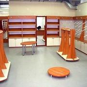Торговая мебель фото