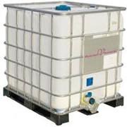 Еврокуб чистый,куб пластиковый 1000л, емкость кубическая,емкость кубовая фото