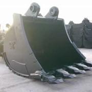 Ковши для универсальных экскаваторов-погрузчиков фото