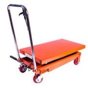 Стол подъемный передвижной XILIN г/п 300 кг 300-900 мм DP30 электрический фото