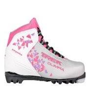 Ботинки Лыжные Trek Olimpia Женская Серия Розовый фото