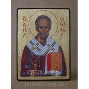 Ікона Св. Миколай Чудотворець код IC-6-22-30 фото