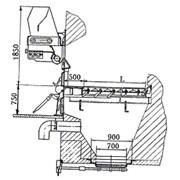 Топка полумеханическая ЗП-РПК-2-2600 3050 фото