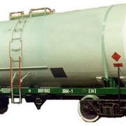 Услуги депо : ремонт вагонов-цистерн фото