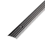 ЛУКА Порог стыкоперекрывающий ПС 01-1350-05 антик серебро (1,35м) 25мм фото