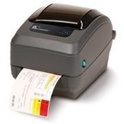 Термотрансферный принтер Zebra Gx430t GX43-102520-150 фото