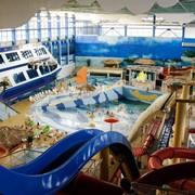 Проектирование аквапарков в г. Астана фото