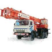 Автомобильный гидравлический кран КС-5579.2