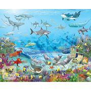 Детские фотообои Walltastic «Подводный мир» (Великобритания) фото