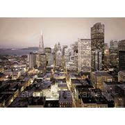 Фотообои KOMAR 8-709 «Urban» | Ночной Город фото