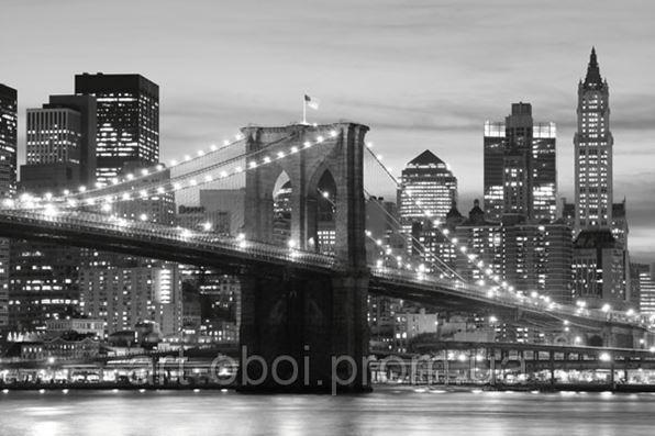 купить фотообои бруклинский мост: