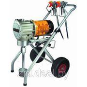 Аппарат окрасочный безвоздушного распыления высокого давления HAMER JC9 фото