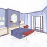 Услуги по чертежу дизайна дома фото