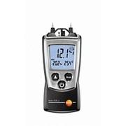 Измеритель влажности древесины и стройматериалов Testo 606-1 фото