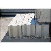 Фундаментный блок; строительные блоки; блоки ФБС Одесса куить фото