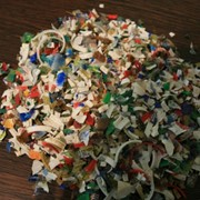 Отходы переработки ПЭТ бутылки, пробка,этикетка фото