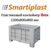 Контейнер пластмассовый ай-бокс ibox фото