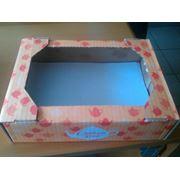 Коробки для конфет и печенья фото