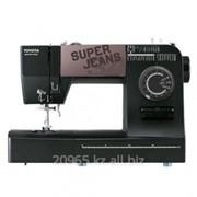 Электромеханическая швейная машина TOYOTA SUPER Jeans 34 фото