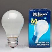 Лампочки накаливания ICКРА E27 фото