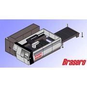 Станок лазерной резки металла Brasero Amation фото