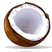 Рафинированное кокосовое масло фото