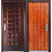 Двери стальные Модель 807 фото
