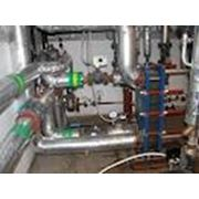 Ремонт систем отопления. фото