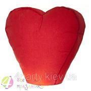 Небесный фонарик сердце 3D 160x160