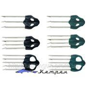Многозубые наконечники для гарпуна Omer Multiprongs фото