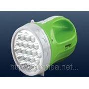 Фонарик светодиодный аккумуляторный HB-112 фото