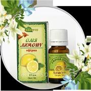 Ефірна олія лимону фото