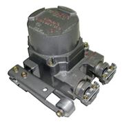 Стационарная аппаратура контроля запыленности шахт совместимая с многофункциональными системами рудничной атмосферы (АКЗС) фото