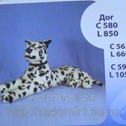 Мягкая игрушка Собака Дог-1 С563 фото