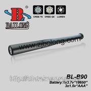 Фонарик бита BL - B90 Bailong фото