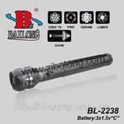 Ручной фонарь BL - 2038 Bailong фото