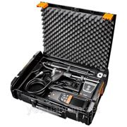 Testo 0563 3220 71 320 Combustion Analyzer Kit with Printer фото