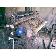 Производство камышитовых матов на станке МВС-150 фото