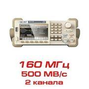Генератор функциональный, 160 МГц фото