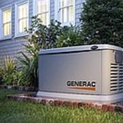 Генератор газовый Generac фото
