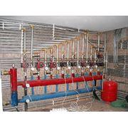 Проектирование систем отопления вентиляции кондиционирования. фото