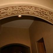 Роспись стен, потолочная роспись, художественные панно.