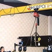 Консольные электрические краны фото