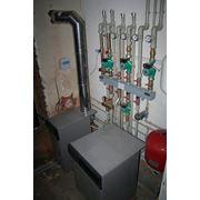 Проектирование и монтаж систем отопления и водоснабжения фото