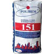 Смесь кладочная Polirem СКк 151 клеевая для газ-бетона фото