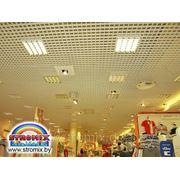 Подвесные потолки Грильято фото